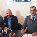 """Konferencija za novinare Koalicije """"Pobeda za naš grad -Dr Nenad Ristović"""" -IZBORI PROTEKLI U FER I KOREKTNOJ ATMOSFERI, SADA TREBA REŠAVATI PROBLEME"""