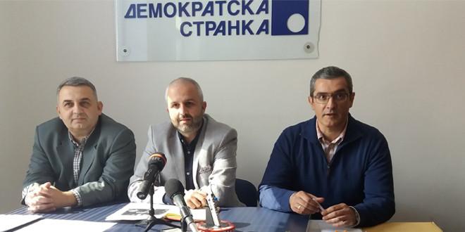 Izbori za savete mesnih zajednica -Ristović: Zaokružite one ljude u koje verujete