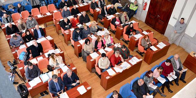 Zaječar: Skupštinsko zasedanje 15. marta
