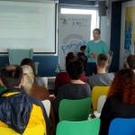 Predstavnici Narodne banke Srbije, Filijale Niš, održali tribinu u Zaječaru:  MLADI ZAINTERESOVANI DA POKRENU SOPSTVENI BIZNIS