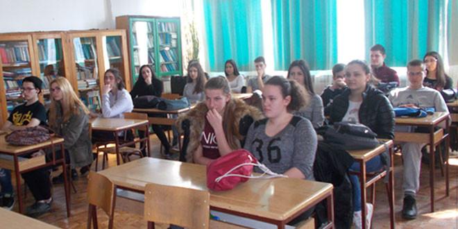 Održano predavanje Rotari kluba Zaječar u Tehničkoj školi: BITI ROTARIJANAC ZNAČI BITI HUMAN