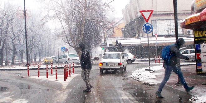 Zaječar se beli a veje i u većem delu Srbije