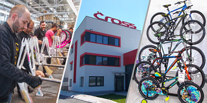U Zaječaru prošle godine proizvedeno oko 25 hiljada bicikala!