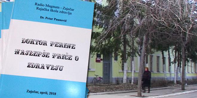 Zaječar obeležava Međunarodni dan zdravlja: Akademsko veče i promocija knjige doktora Pere Paunovića u sali Muzičke škole