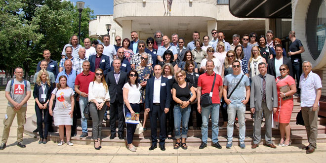 """Međunarodna konferencija  """"KULTURNO NASLEĐE I EU"""" okupila u Knjaževcu učesnike iz sedam zemalja"""
