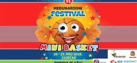 """Mini basket festival """"BIN Zaječar 2018"""" sutra na Popovoj plaži u Zaječaru"""