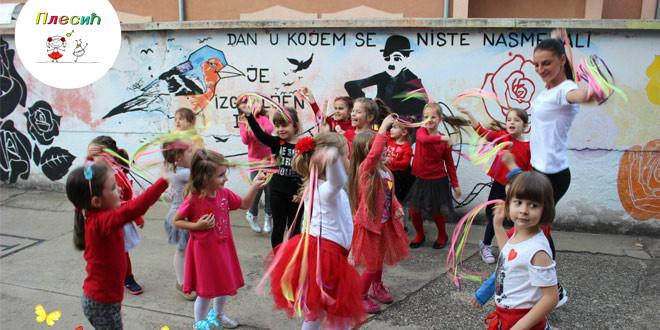 Javni čas PLESIĆA 14. maja u zaječarskom Dečijem centru