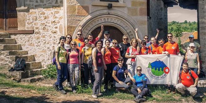 Zaječarski planinari u akciji na Krajinskim pivnicima