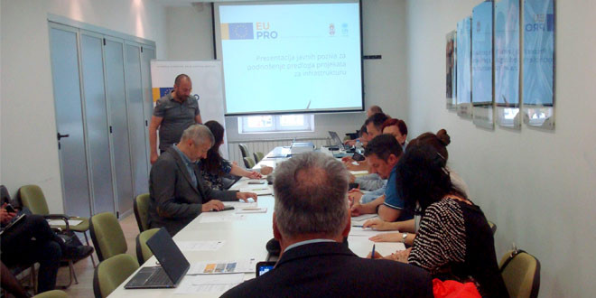 U ZAJEČARU PREDSTAVLJEN RAZVOJNI PROGRAM EVROPSKE UNIJE -Raspisani javni pozivi za unapređenje infrastrukture u lokalnim samoupravama