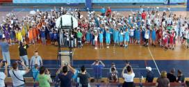 """U Zaječaru održan Mini-basket festival """"Sava Miletić"""" (FOTO)"""