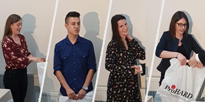 Rotari klub Zaječar nagradio najbolje zaječarske maturante tablet računarima!