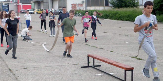 Počele pripreme učenika osnovnih škola za Okružno vatrogasno takmičenje -Zaječar domaćin Državnog takmičenja vatrogasnog podmladka