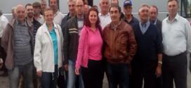 Zaječarski poljoprivrednici na Sajmu poljoprivrede u Novom Sadu