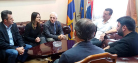 Davide Scalmani u poseti Zaječaru -Grad obnavlja saradnju sa Italijanskim Institutom za kulturu