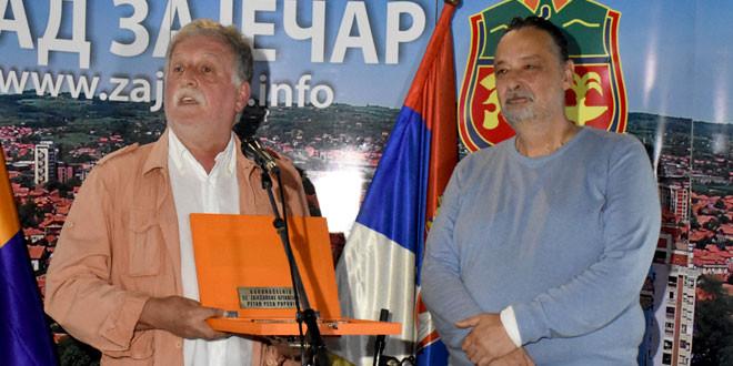 KLJUČ GRADA URUČEN ROKONAČELNIKU PETRU PECI POPOVIĆU -Ničić: Zaječar će se još stotinama godinama ponositi Gitarijadom
