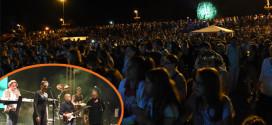 Sanja Ilić i Balkanika priredili spektakularan koncert na Popovoj plaži  (FOTO)