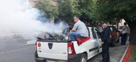 Boljevac: U utorak  ZAPRAŠIVANJE KOMARACA