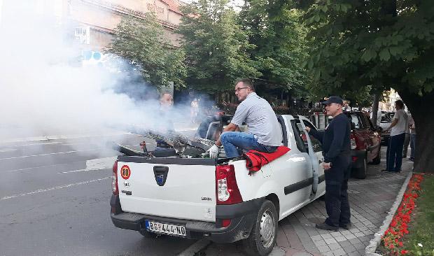 Photo of Boljevac: U utorak  ZAPRAŠIVANJE KOMARACA