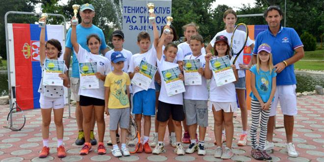 Još jedan kvalitetan i zanimljiv teniski turnir odigran u Zaječaru