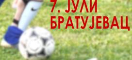Ivanjdanski uranak 7. jula na Bratujevcu