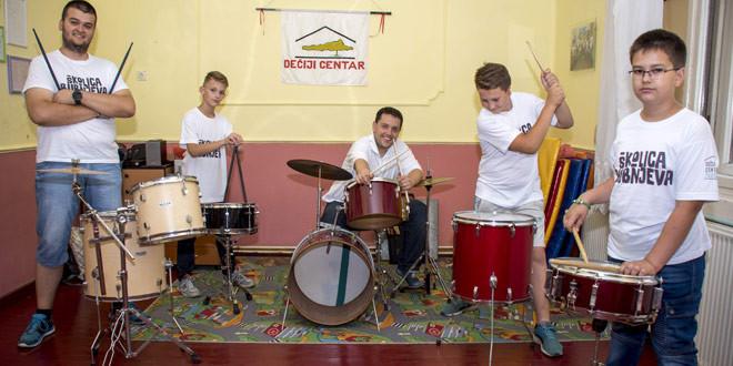 """Bubnjari """"Dečijeg centra Zaječar"""" učestvovaće na Drum Dum festivalu u Leskovcu"""