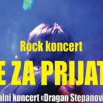 """Memorijalni rok koncert """"Srce za prijatelje"""" 26. jula u Zaječaru"""