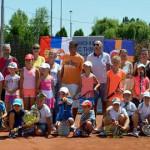 Zaječar je proteklog vikenda bio grad tenisa -Takmičari iz Srbije, Nemačke i Bugarske