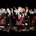 Maestralnim izvođenjem kompozicija i odličnom  koreografijom, zaječarski hor i folklor oduševili publiku