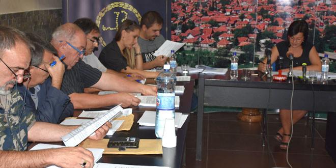 Zasedali gradski većnici: Usvojen Plan br. 2 generalne regulacije grada