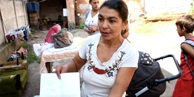 Iseljena porodica Ibrić: Nemamo gde! Marina Milić: Rešenje o iseljenju nije doneto od strane gradskih organa, naćićemo način da se porodica zbrine