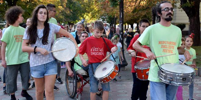 """Zaječar: Počeo inkluzivni festival """"ART ZONA ZA SVE"""" (FOTO)"""