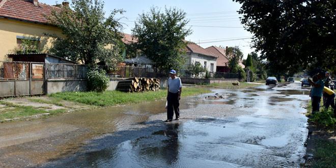 Vardarska i okolne ulice bez vode zbog havarije