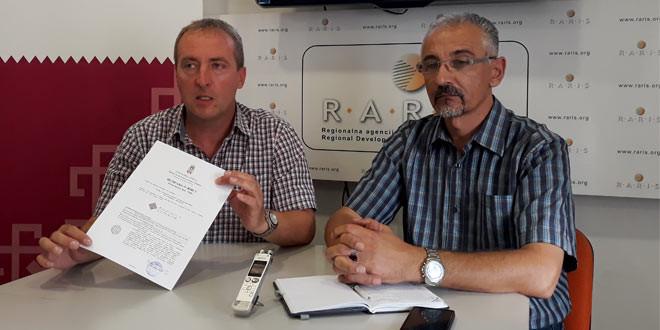 """RARIS dobio zvanični sertifikat o zaštiti žiga """"Balcanica Superior"""""""