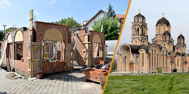 Saborna crkva u Zaječaru dobija prodavnicu crkvenih relikvija i manastirskih proizvoda -RADOVI NA HRAMU U KOTLUJEVCU DO KRAJA GODINE (VIDEO)