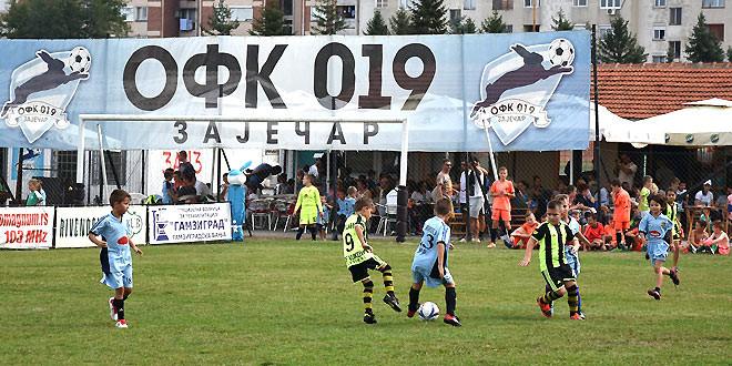 """Zaječar: Memorijalni humanitarni turnir """"Uroš Jovanović"""" okupio 1.500 mladih fudbalera! (FOTO+AUDIO)"""