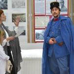 """Izložba """"Sa Sene, Krfa i Timoka zajedno do pobede"""" otvorena u Istorijskom Arhivu (FOTO)"""