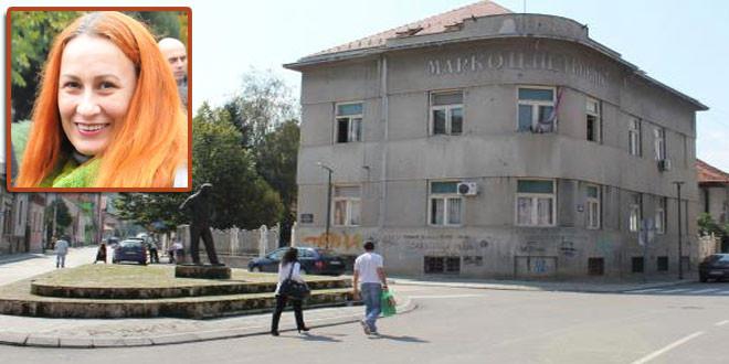 """Promocija knjige Jelice Ilić """"Na frontu i u pozadini"""""""