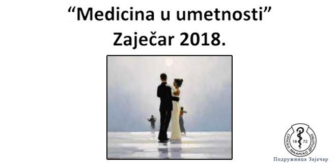 """Peti simpozijum """"Medicina u umetnosti"""" u Zaječaru"""