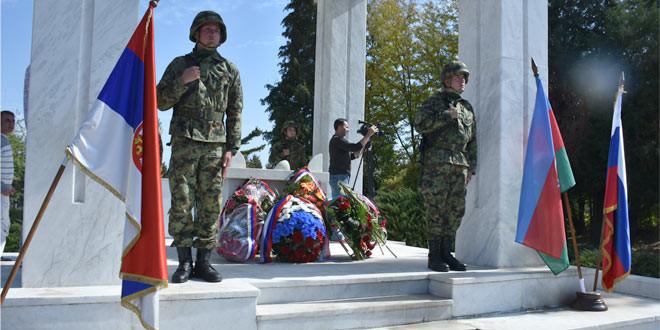 Zaječar obeležio Dan oslobođenja grada u Drugom svetskom ratu (FOTO)