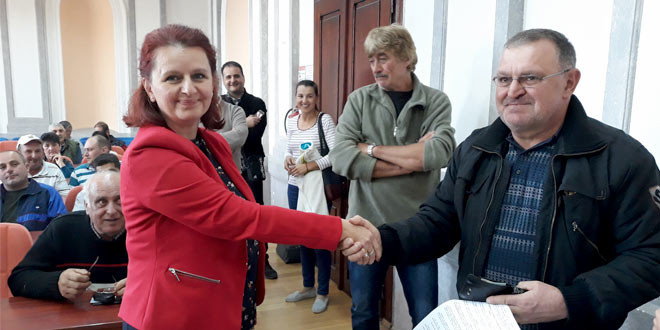 Subvencije za 34 zaječarska stočara -DANAS POTPISANI UGOVORI