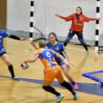 Superliga rukometašica: DVA BODA SA DVA GOSTOVANJA
