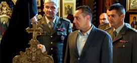 Ministar Vulin posetio Sabornu crkvu u Zaječaru i prisustvovao trećem Festivalu hrišćanske kulture