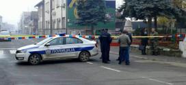 ZBOG DOJAVE O BOMBI evakuisana deca iz Oblutka, zgrada Vojnog odseka i Lokalne poreske administracije