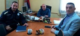 Odlična saradnja Nezavisnog sindikata policije sa Policijskom stanicom Knjaževac i Opštinom Knjaževac