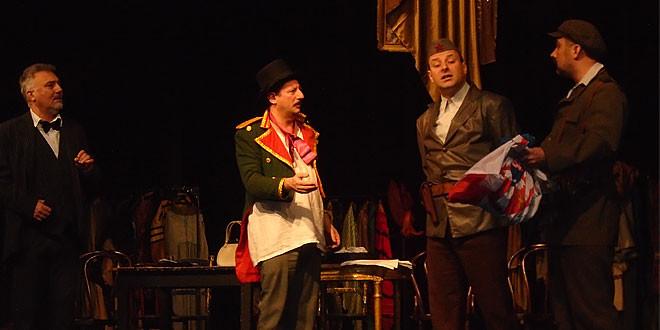 Predstava  niškog  Pozorišta izazvala ovacije publike