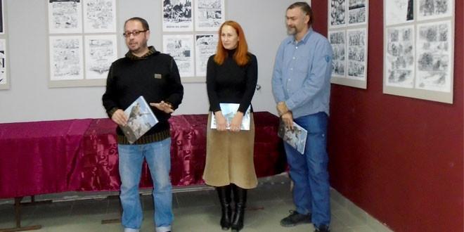 """""""DO PAKLA I NAZAD"""" najsveobuhvatnije izdanje stripa vezano za Veliki rat promovisano u Zaječaru"""