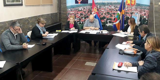 Sednica Saveta za zdravlje sutra u Zaječaru