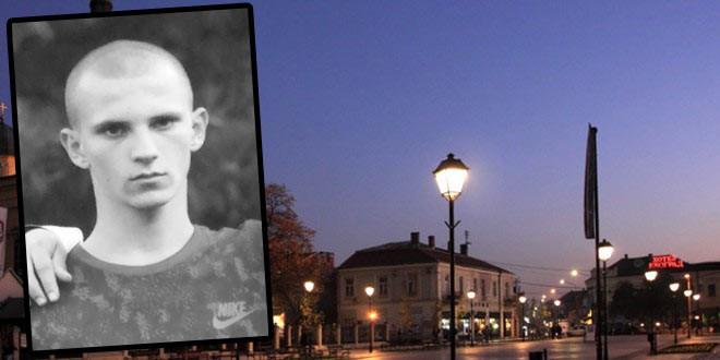 Zbog sumnje da je izvršio ubistvo Stefana (17) UHAPŠEN DEVETNAESTOGODIŠNJI NEGOTINAC