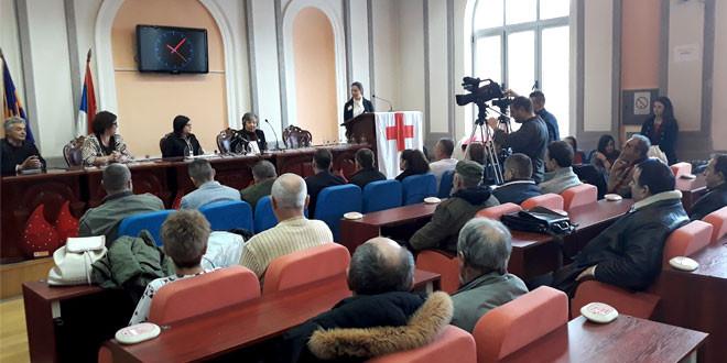 HUMANOST NEMA CENU: Uručene plakete dobrovoljnim davaocima krvi u Zaječaru (FOTO)
