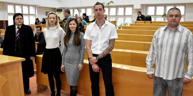 Održano takmičenje u govorništvu na Fakultetu za menadžment u Zaječaru -POBEDNIK BOJAN TIMIĆ